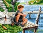 Elever des enfants indigo dans ENFANTS canevas_petit_pecheur_mes_plus_belles_creations_cBvyRt1-150x116