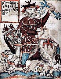 ODIN, Dieu de la Mort dans La MORT 200px-Odin_riding_Sleipnir