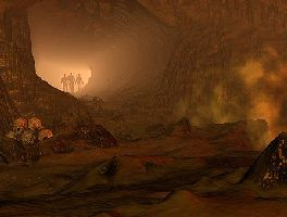 Le Mal dans LUMIERE caverne