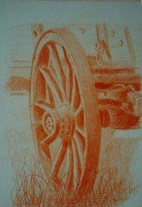 Merkaba biblique en profondeur dans ANGES roue-de-chariot-206x300