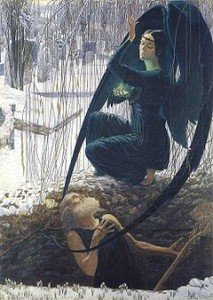 Gardien des enfers : Yanluowang dans La MORT mort_du_fossoyeur-213x300