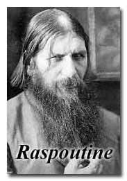 Les prophéties de Raspoutine dans PROPHETIES raspoutine