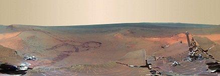 Une fenêtre sur Mars dans PLANETES big