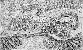 Qui sont les TUSCARORAS (amérindien) dans AMERINDIENS images-2