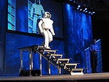 Cocréation – union volontaire avec Dieu dans CO-CREATION 220px-honda_asimo_walking_stairs