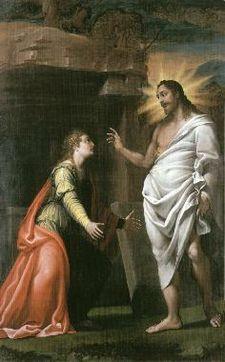 la Résurrrection et Marie-Madeleine  dans MARIE-MADELEINE 7.vicenza1