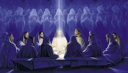 Les Paroles Secrètes de Jésus dans JESUS jesus