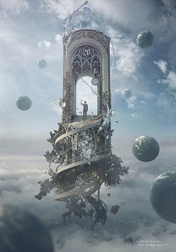 640x914_13133_Knocking_on_heaven's_door_3d_fan_art_surrealism_picture_image_digital_art