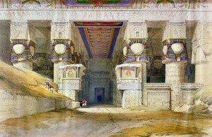 Denderah-Hathor