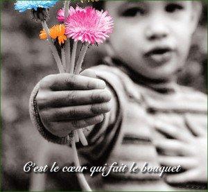 enfant coeur