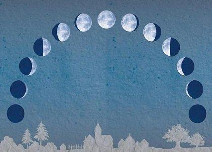 faire descendre la lune