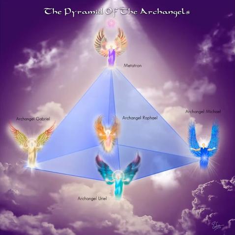 1 Pyramide des anges