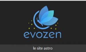 Evozen le site astro